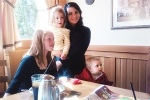 Family lunch at Olive Garden