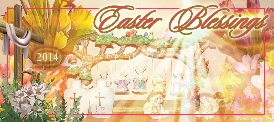 easter2014homepage header